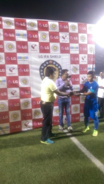 AIFF(U-19)earned magnificent win over FRENDZ UNITED FC by scoring 4-2