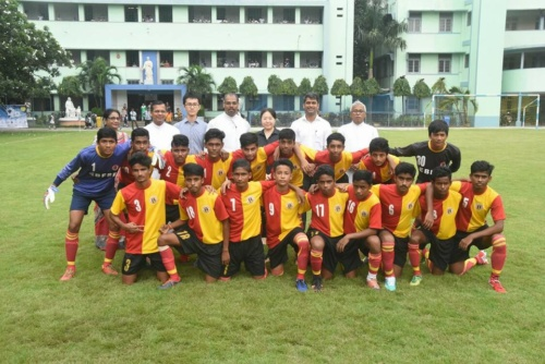 KOLKATACUP U17 kicked off today. #MXIM